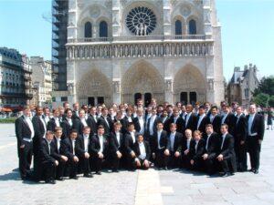 RUGC at Notre Dame Paris
